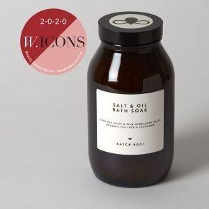 Award-Winning Bath Salts