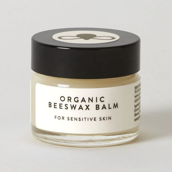 Organic Beeswax Balm Sensitive Skin 15ml