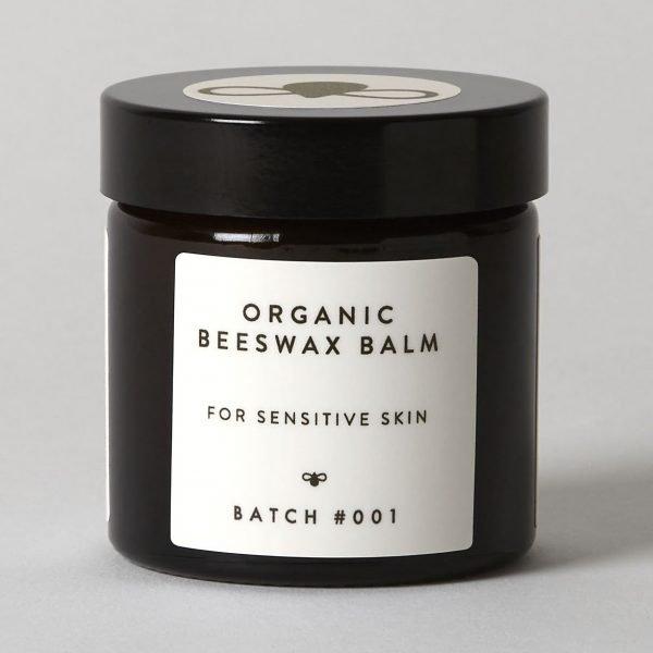 Organic Beeswax Balm for Sensitive Skin