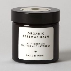 ORGANIC TEA TREE AND LAVENDER BALM 60ML