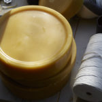 PURE BEESWAX AND COTTON WICK