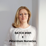 BATCH #001 Founder Paula Warwick