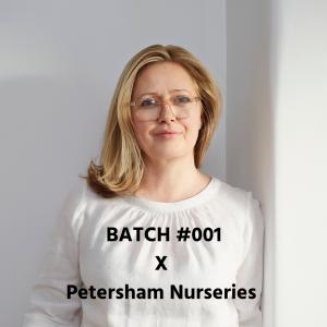 BATCH #001 Founder Paula Warwick