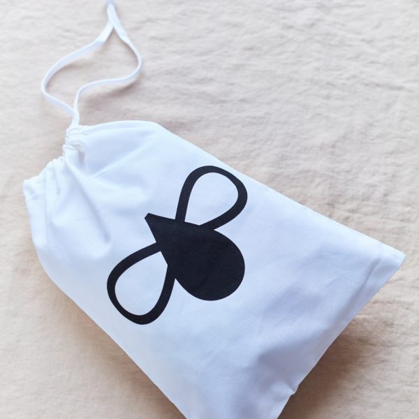 Batch Bee Drawstring Bag