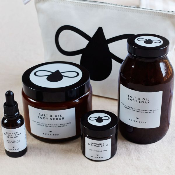 Ultimate Skin Saviour Sleep Set with Batch Bee Bag