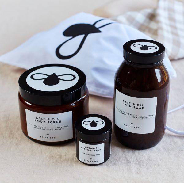Bathing Ritual - Skin Saviour Sleep Set