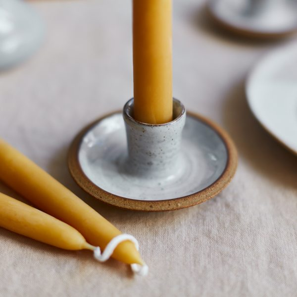 Handmade Ceramic Candle Holder