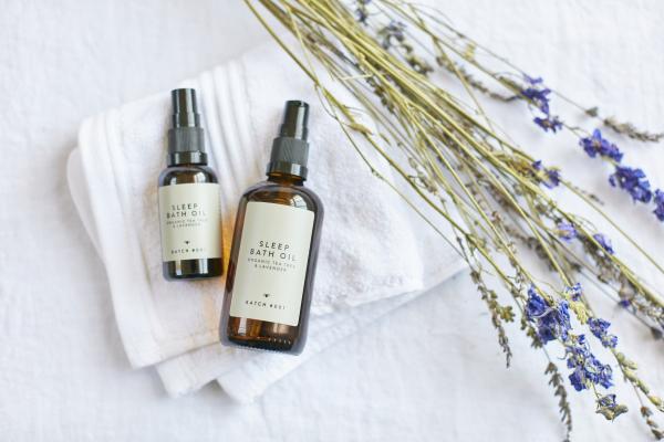 Sleep Bath Oil 100ml and 30ml