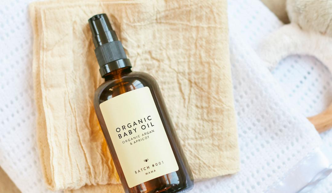 Organic Baby Oil - Batch Mama